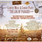 Country Music & Cowboy Party