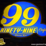 ร้าน 99 Cafe' Ninety-Nine Chiangmai