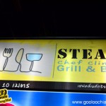 Steak chef clint Grill & Bar Chiangmai
