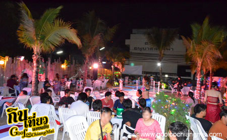 Full Moon Party @ Three zone bar 29-05-56