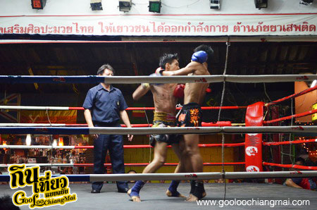 สนามมวยท่าแพ International Thephae Muay Thai Stadium