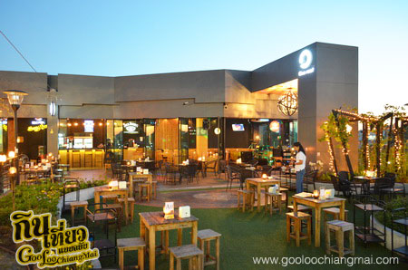 ร้าน One roof Chiangmai