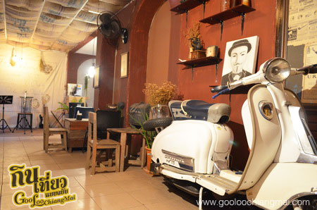 ร้าน Oldies Cafe & Restaurant