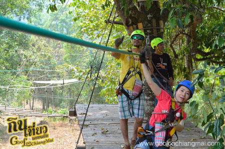 Thai Jungle Ziplines Thailand