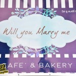 ร้าน Will You Marry Me Café