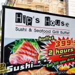 ร้าน Hip's House Sushi and Seafood Grill Buffet