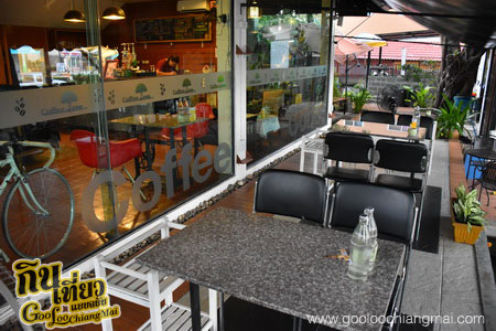 ร้าน Coffee Tree & Restaurant