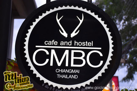 CMBC cafe and hostel Chiangmai