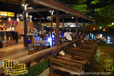 ร้าน The Old Place Coffee Bar And Cafe