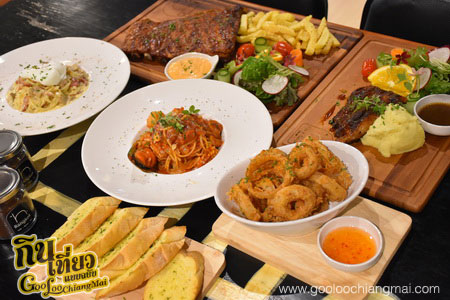 ร้าน Why Ribs & Rumps