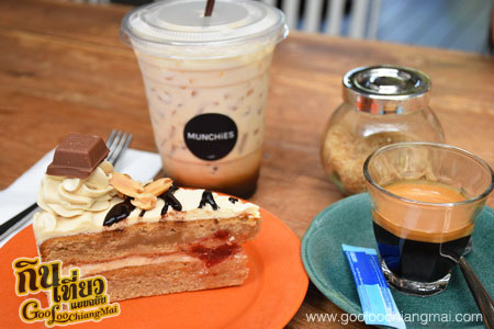 ร้าน Munchies Café