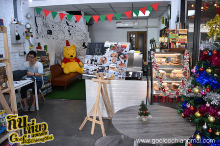 ร้าน Polka.cafe board game Chiangmai