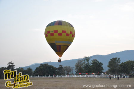 Balloon Chiangmai by Tethering Balloon Thailand