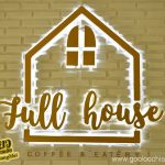 ร้าน Full house Coffee & Eatery